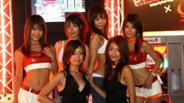 Check the Hot Booth Babes of the Tokyo Game Show 2017.