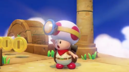 Switch Gameplay Trailer for Captain Toad: Treasure Tracker