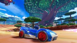 teamsonicracing
