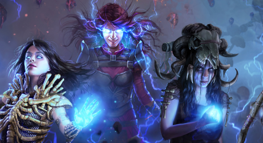 Something Blue: Getting Orbs of Transmutation in Path of Exile